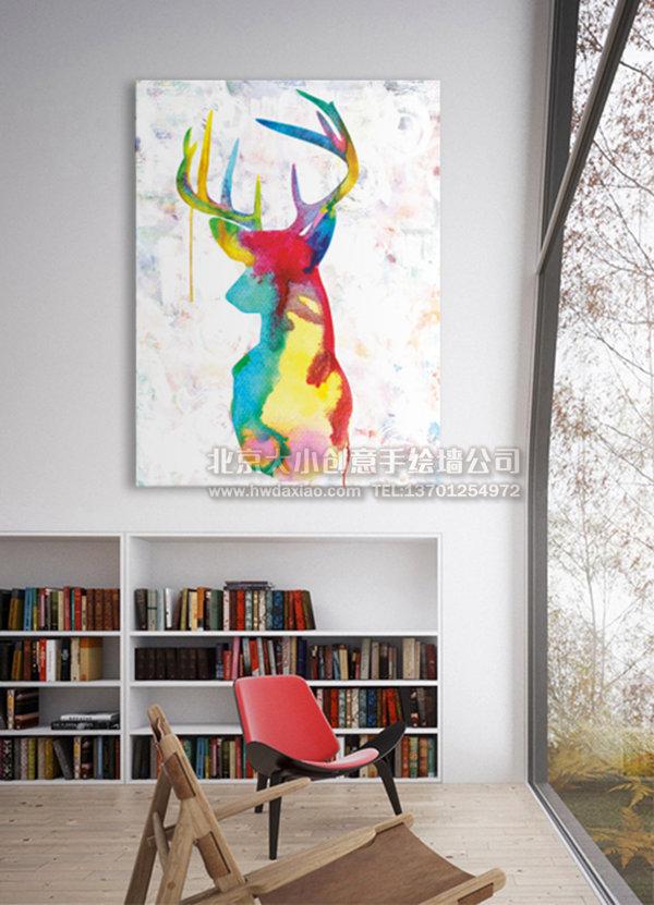 装饰画 油画定制 餐厅手绘墙 手绘墙素材 墙体彩绘素材 手绘壁画 墙绘