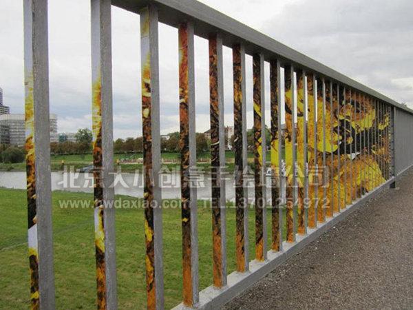 神隐 的街头涂鸦手绘墙壁画 墙体彩绘图片