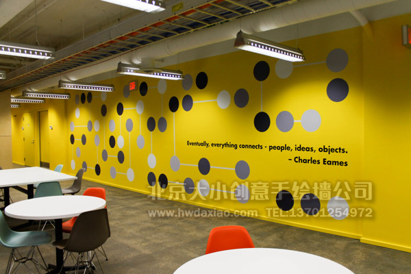 会议室手绘墙 卡通壁画 餐厅手绘墙 商场手绘墙 手绘墙素材 北京墙绘