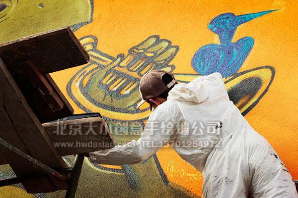 走廊壁画 学校手绘墙 餐厅手绘墙 商场手绘墙 卡通彩绘 手绘墙素材