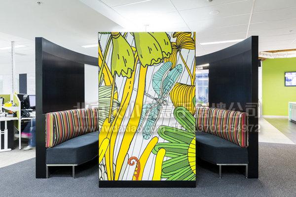 走廊壁画 店铺背景墙 企业文化墙 餐厅背景墙 墙体手绘 墙体彩绘 墙绘