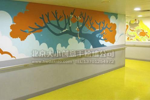 校园文化墙 幼儿园墙绘 标签:儿童医院壁画 幼儿园墙绘 标签:主题馆