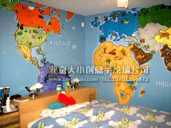 儿童医院壁画