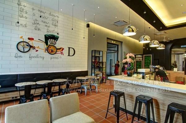 创意墙绘 咖啡厅手绘墙 雕塑彩绘 立体装置彩绘 文化墙彩绘 餐厅手绘