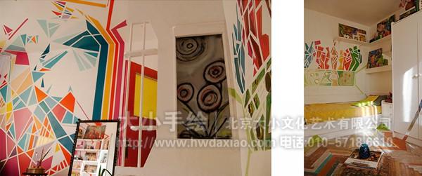 商场手绘墙 餐厅手绘墙 手绘墙素材 北京墙绘公司 手绘墙 墙体彩绘