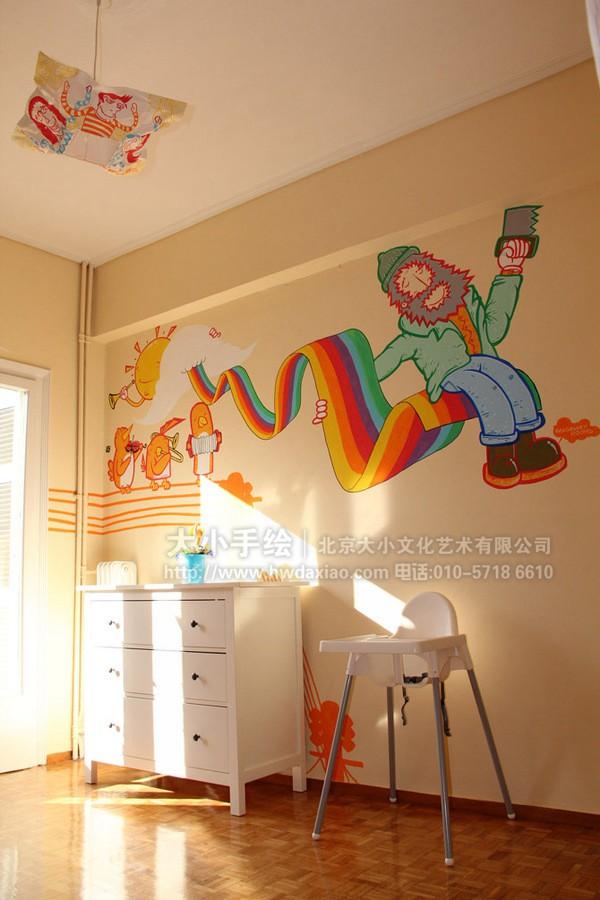 北京墙绘公司