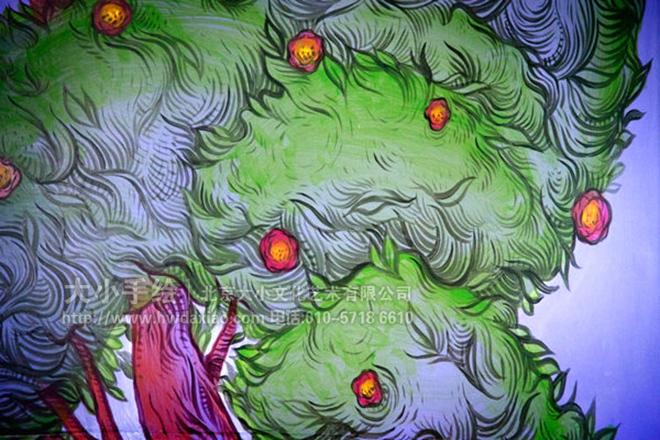 """同时,也可以关注我们的微信公众平台大小创意壁画,那里有更多好玩有趣的手绘作品欣赏。 [[img ALT=""""走廊墙绘 楼梯间彩绘 别墅壁画 创意墙绘 夜光壁画 城堡 星球 海洋 树木 楼梯间彩绘 客厅墙绘 店铺彩绘 商场手绘墙 餐厅手绘墙 办公室手绘墙 北京墙绘公司 手绘墙 墙体彩绘 墙绘价格"""" src=""""http://simg."""