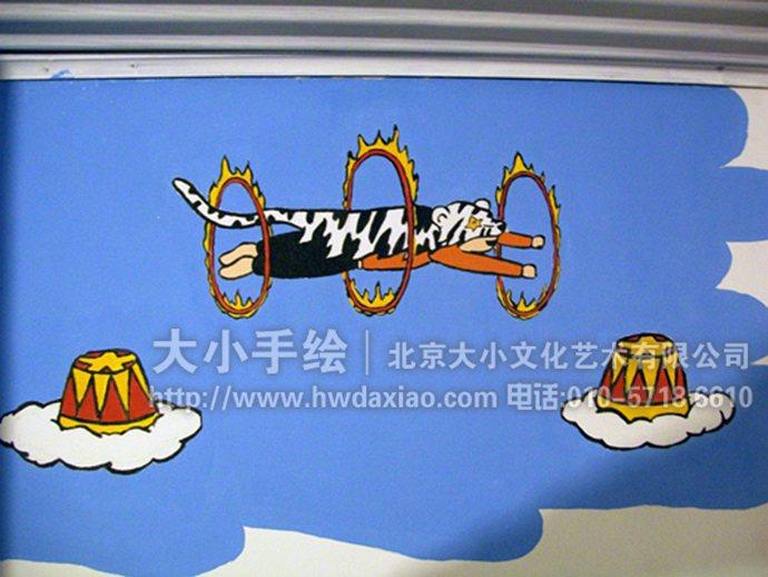 天顶墙绘,儿童房手绘墙,幼儿园彩绘,校园壁画,餐厅手绘墙,办公室手绘