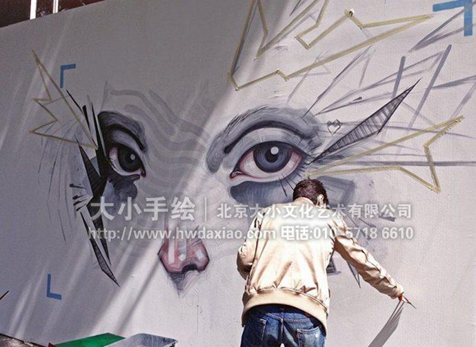 街头墙绘,涂鸦手绘墙,人物彩绘,创意壁画,餐厅手绘墙,办公室手绘墙