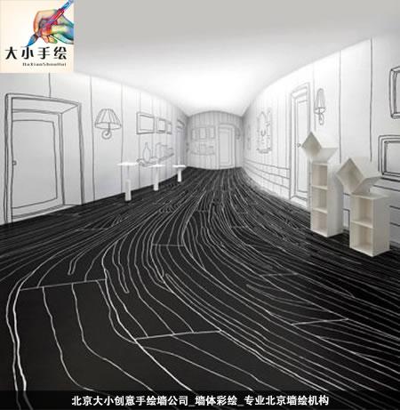 北京/将之运用于室内装饰设计当中,必然独有一番韵味。