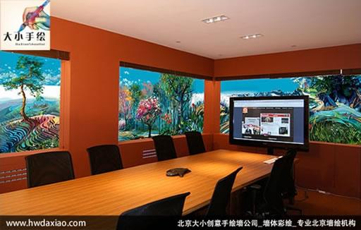 3d墙绘高清图片素材欧美